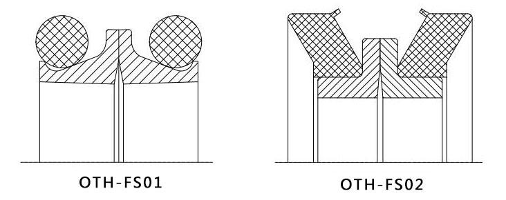 浮动油封类型图